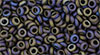 TOHO - Demi Round 8/0 3mm : Matte-Color Iris - Purple